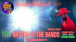 Battle o The Bands Teddy P