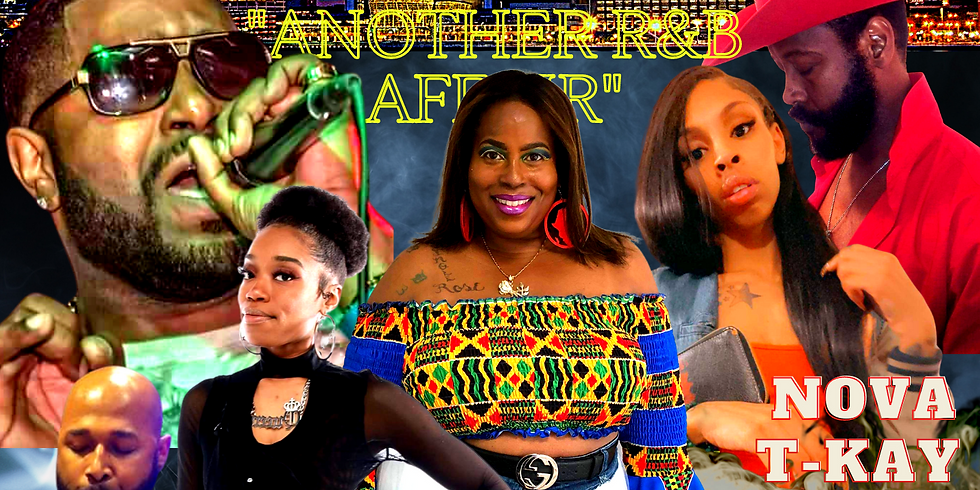 """JuneteenthDetroit 2021 """"Another R&B Affair"""" Drive-In Benefit Concert"""