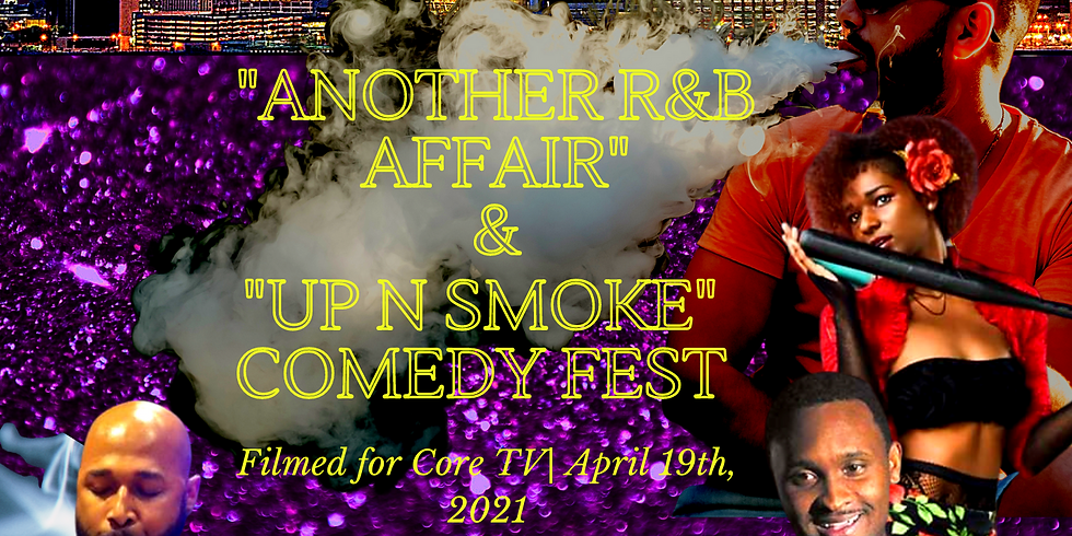 "420Detroit ""Up In Smoke"" Core Comedy Fest"