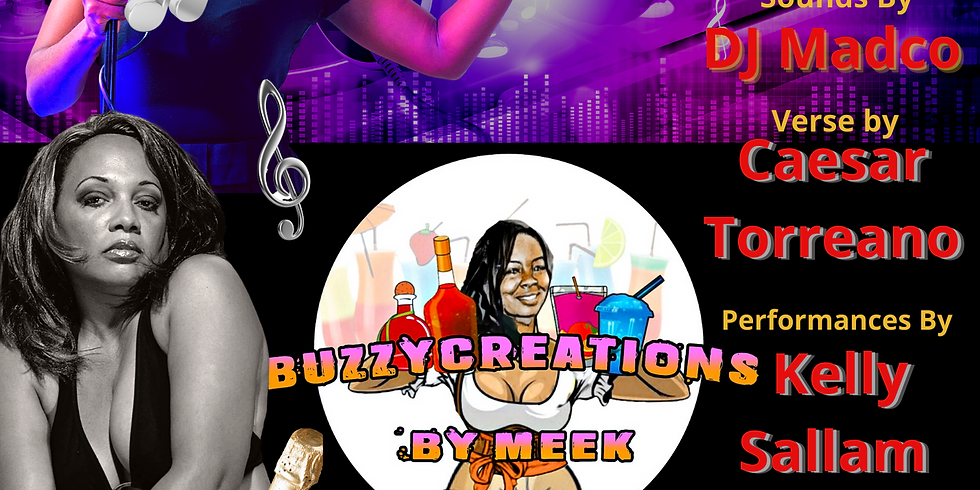 """A Soiree With """"Buzzy Creations"""""""