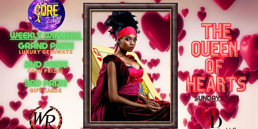 Queen Of Hearts (The Raffle) (1)