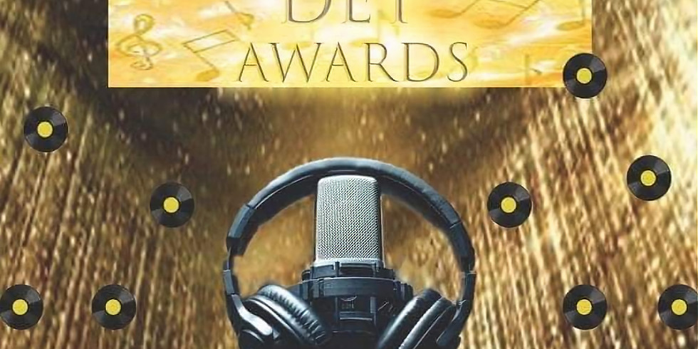 "The ""DET AWARDS""- Artist Donations"