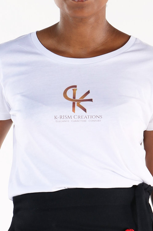Tee-shirt K-RISM en coton bio