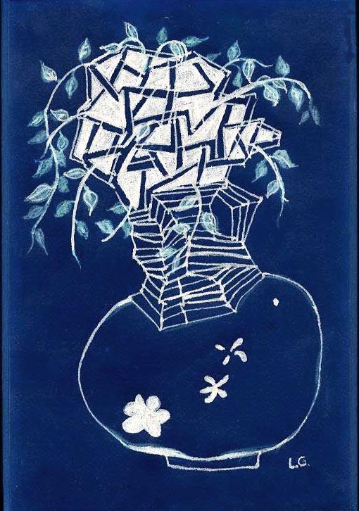 Puzzle-Vase