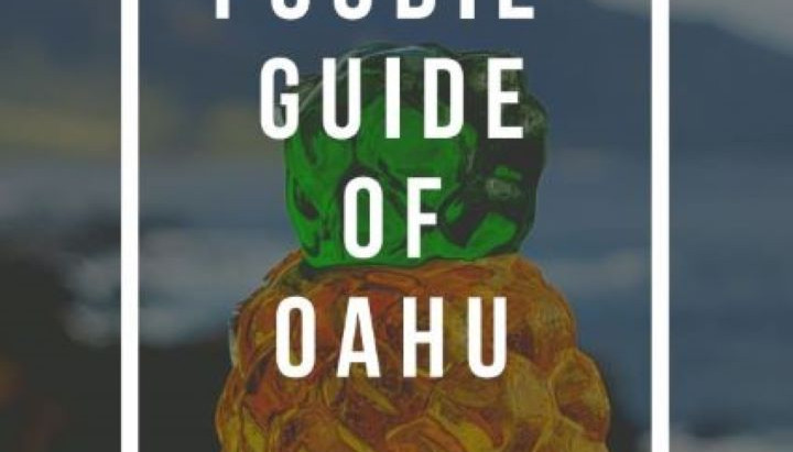 OUR FIRST E-BOOK!!!!!  Check out the Ultimate Foodie Guide of Oahu & the top local spots on island!