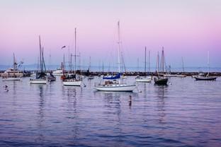 Monterey sailboars