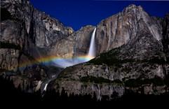 Moonbow in Yosemite