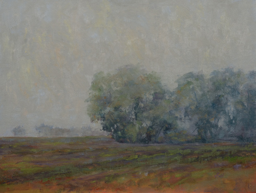 """Spring Field""   9x12 oil"