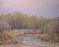 """Spring Thunder""    20x16 pastel"