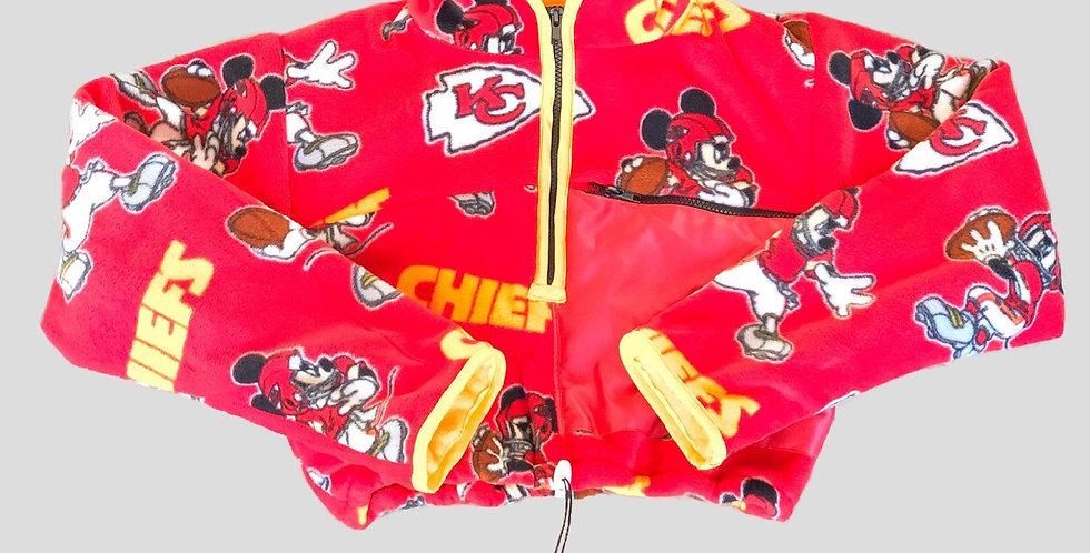 CHIEFS FLEECE