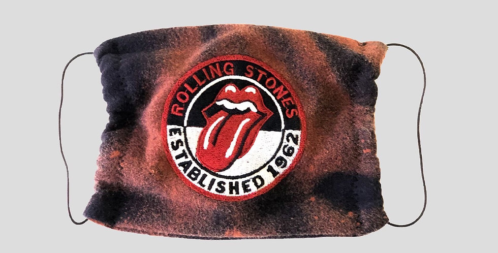 ROLLING STONES FASHION MASK