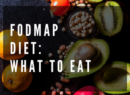 FODMAP Diet: What To Eat