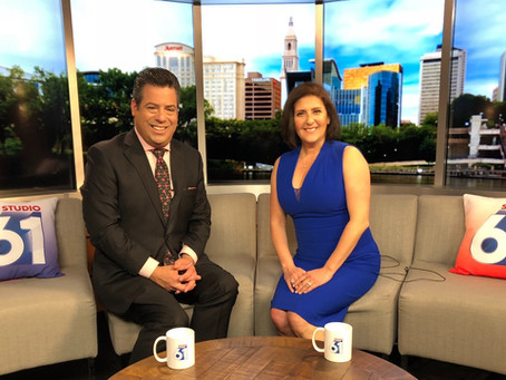 Lyme Disease Expert Dr. Tania Dempsey on Fox 61 News Sharing Why Bartonella is The New Lyme Disease