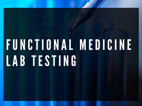 Functional Medicine Lab Testing