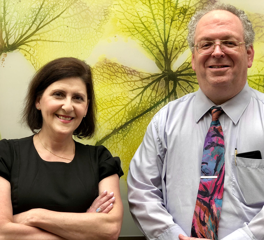 MCAS Doctors Dr. Tania Dempsey & Dr. Lawrence Afrin