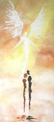 Angelswatchoverme.co.uk, Angel Gifts, Original Art, Irish Art, Angel Art
