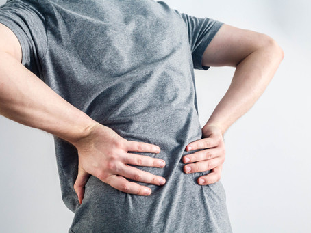 Who Owns Lower Back Pain 2007?