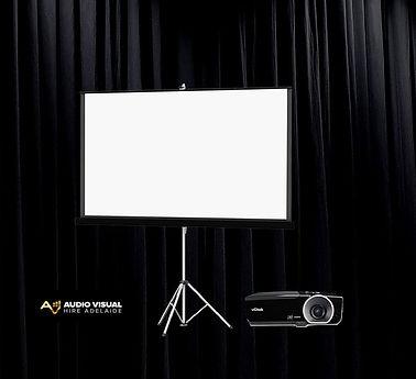 Audio Visual Hire Adelaide Standard Proj