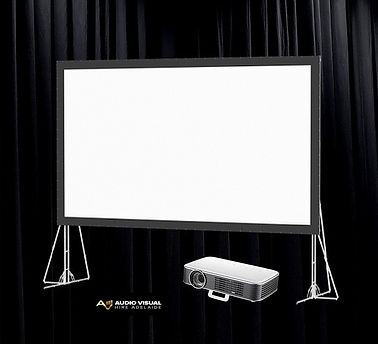 Audio Visual Hire Adelaide Large Project