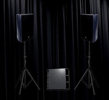 Audio Visual Hire Adelaide Pro Speaker H