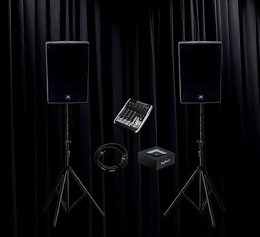 Audio Visual Hire Adelaide House Party B