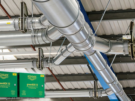 New Ecogate-controlled systems at Cardinal Group