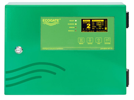 Introducing the Ecogate greenBOX NXT
