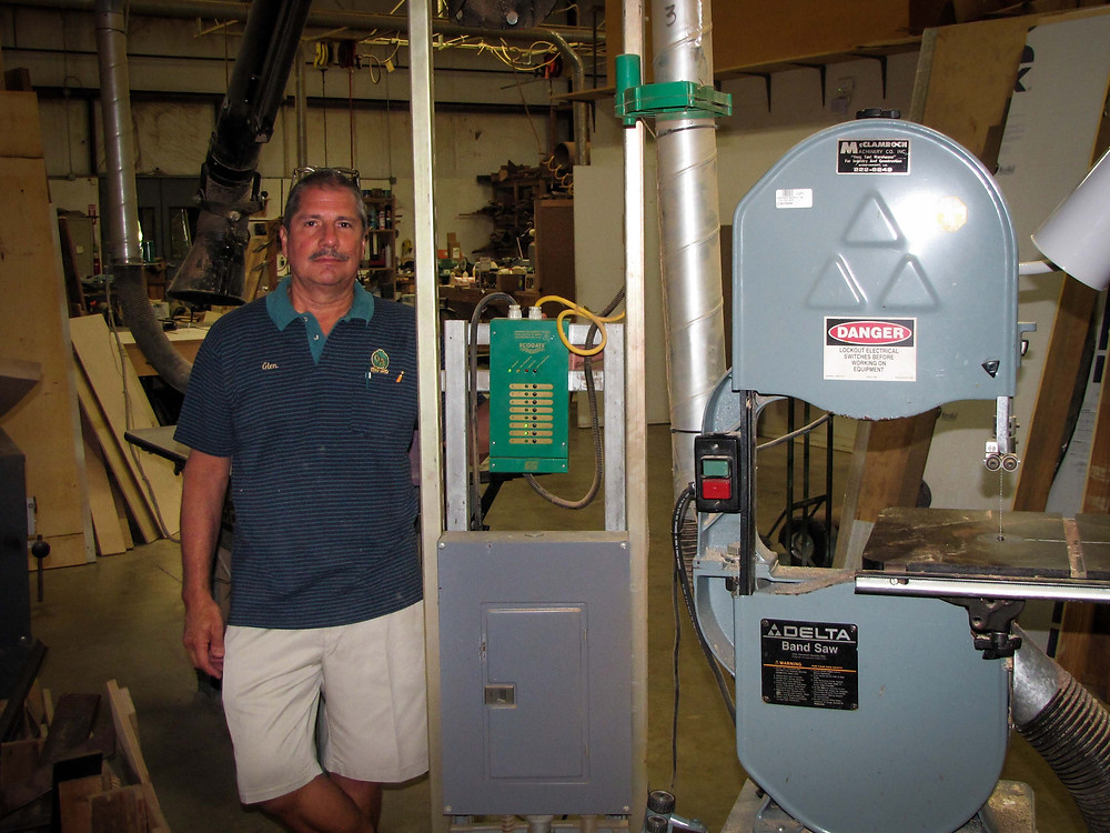 Glen Armand's Ecogate system has been in continuous operation since 1999