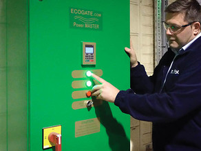 Ecogate Optimizes Dust Collection at Routec GB