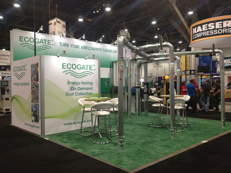 Ecogate is coming to IWF Atlanta!
