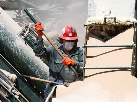 New DOL Silica Exposure Rules Projected to Save 600 Lives per Year