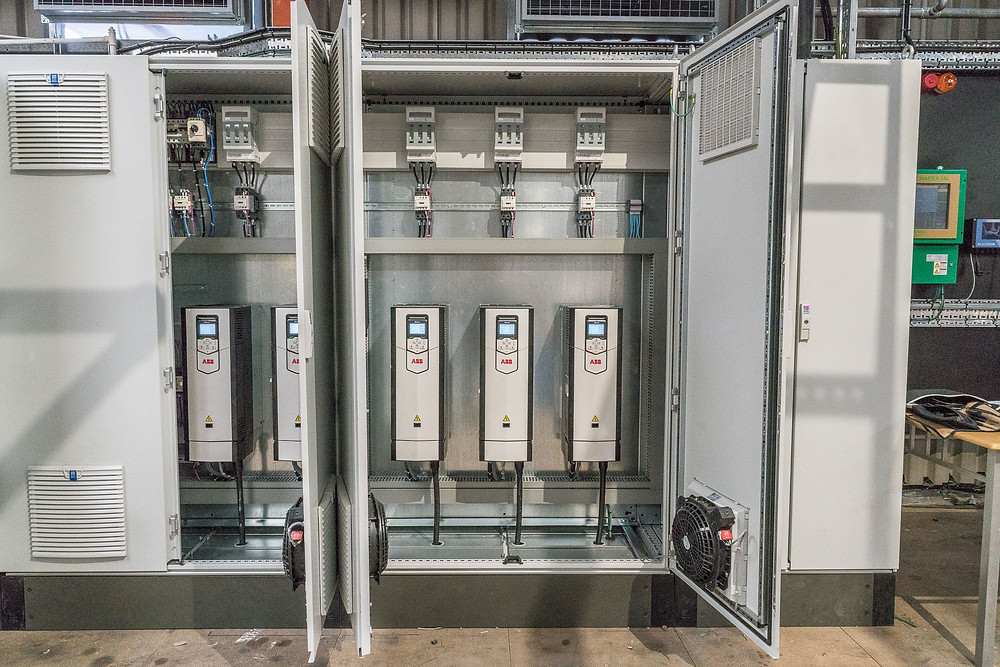 Crystal Doors Variable Frequency Drives