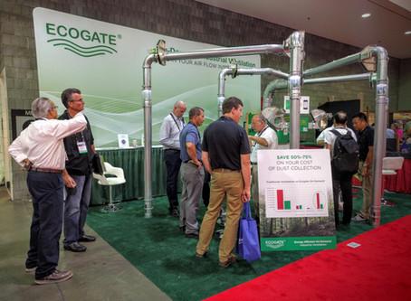 Visit Ecogate at the International Woodworking Fair (IWF) in Atlanta August 22-25, 2018