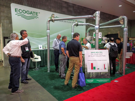 Visit Ecogate at the International Woodworking Fair (IWF) in Atlanta August 22-25, 2018