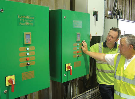Ecogate Cuts Costs at West Midlands Merchant Trading