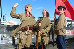 Les troupes soviétiques