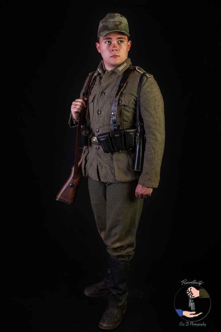 Scharfschütze - 1940/1945