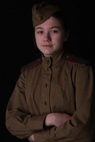 Caporal d'infanterie - 1943/1945