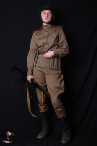 Sergent tankiste - 1943/1945