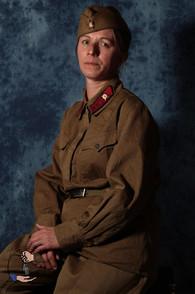 Sergent d'infanterie - 1941