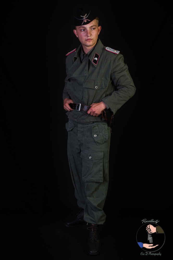 Chef d'équipage de Jagdpanther - 1944/1945