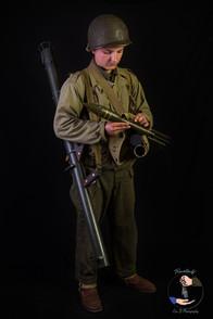 Tireur bazooka - 2nd Rangers Battalion