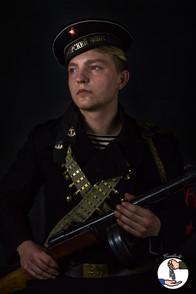 Fusilier marin de la Mer Noire