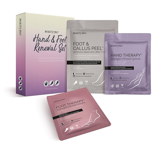 Hand & Foot Renewal Set