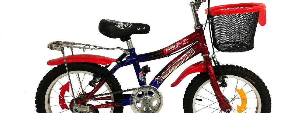 "BICICLETA BMX BOX BIKE PARA NIÑO ARO 16"""