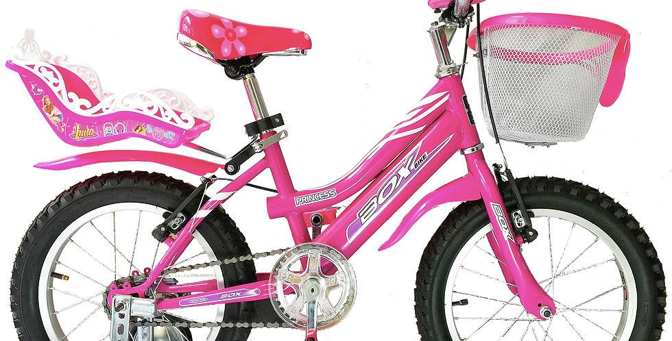 "BICICLETA BMX BOX BIKE PARA NIÑA ARO 16"""