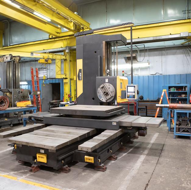 SMTCL AH130 Boring Mill
