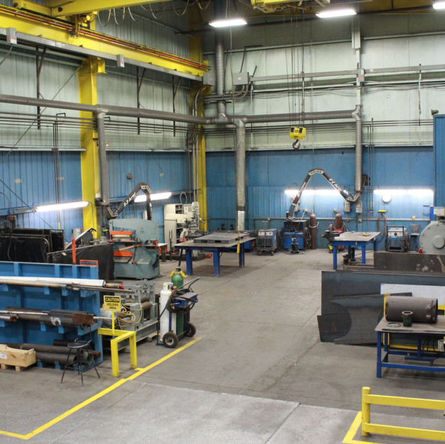 Welding and Fabrication Dept.