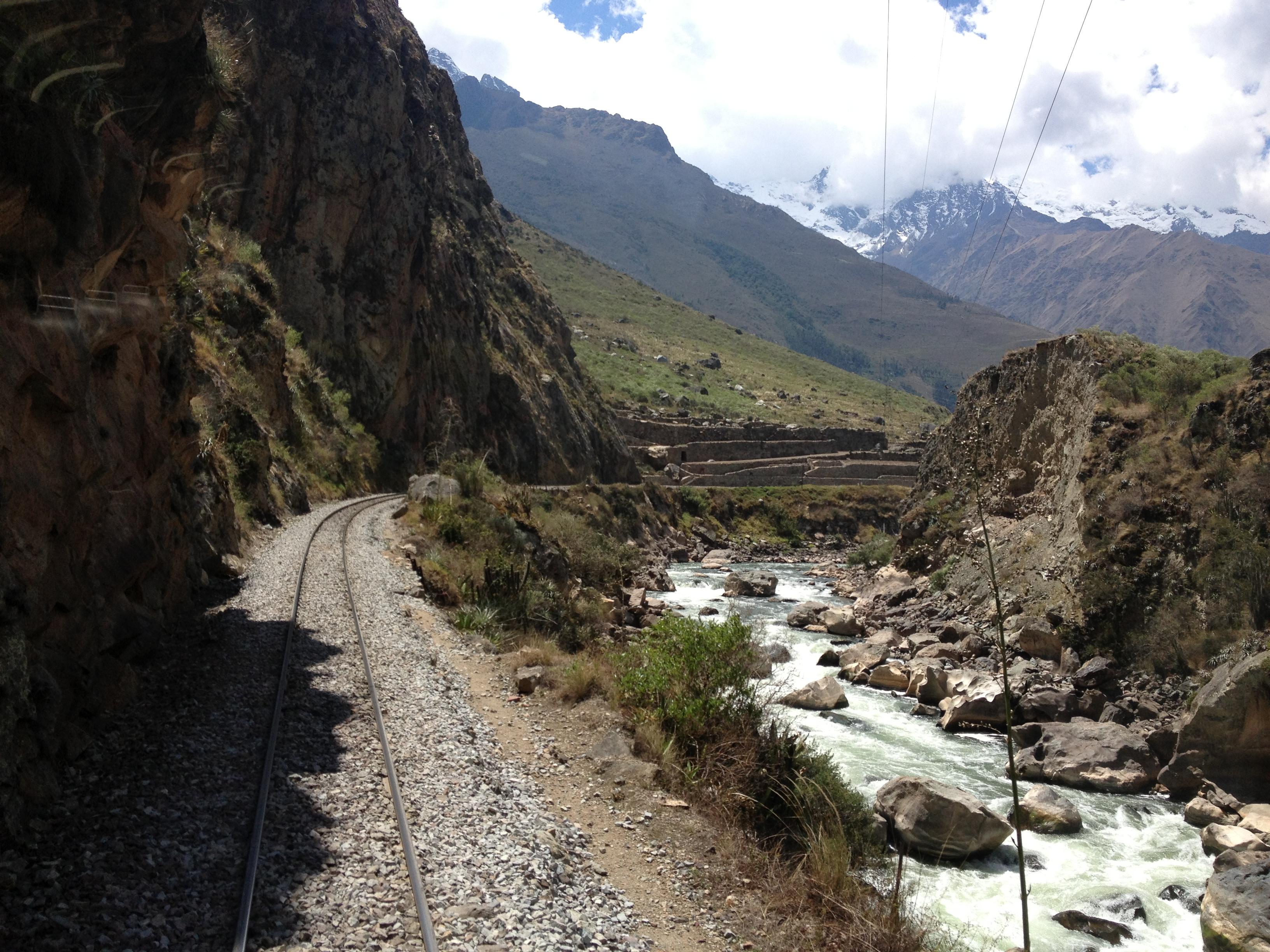 Inca Road to Machu Picchu