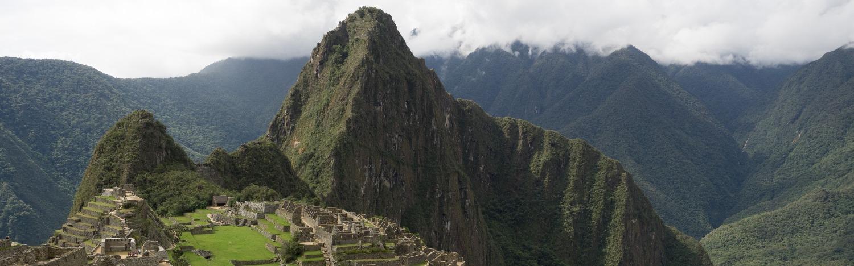 Sanctuary of Machu Picchu